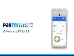 PAYTM POS MACHINE