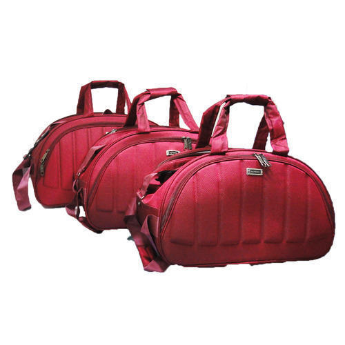 Polyester Luggage Duffel Bag, Rs 1000  piece, HM Brothers   ID ... e41664a7bb