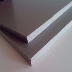 GREY SOLID PVC BOARD