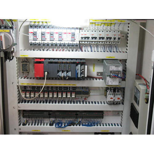 Electric Control Panel And SCADA From India Request Callback PLC
