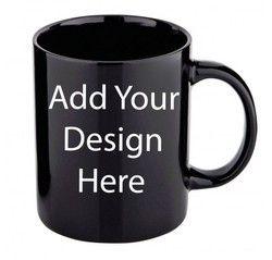 Black Mug Printing Service