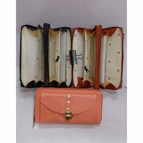 9ef3135ff13c Rexine Plain Ladies Designer Clutches
