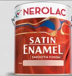 Nerolac Satin Enamel Paints