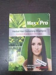 Herbal Natural Maxpro Shampoo, Packaging Type: Packet, Packaging Size: 30 Ml