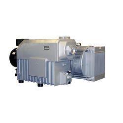 KVA Single Stage Rotary Vane Pump, 0.75-15 HP