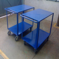 Customized Material Handling Trolley