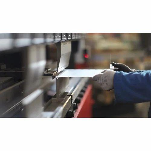 Sheet Bending Metal Fabrication Work in Gidc, Vadodara