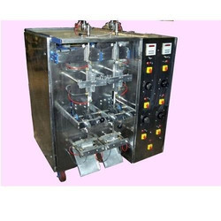High Speed Mineral Water Pouch Packing Machine