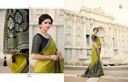 Vinay Fashion's Heritage 3 Silk Designer Sarees