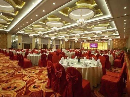Banquet Hall Interior Design In M.p
