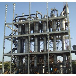Automatic Stainless Steel Effluent Multiple Effect Evaporator