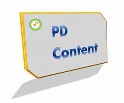Product Description Content