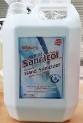 80% Alcohol Based Hand Sanitizer