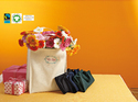 organic cotton grocery bags