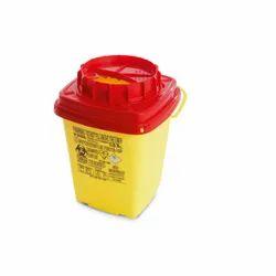 Bio Medical Sharp Container