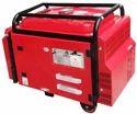 Silent 4 Kw Generator Set, 220-230