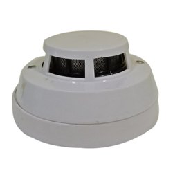 White Cmos Smoke Detector Hidden Camera, Packaging Type: Box, for Suspicious Activities