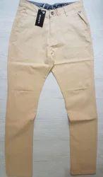 Cream Trouser