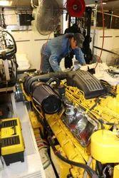 Marine Diesel Engine Maintenance Service