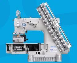 Jack 8009 VCDI 12064P Multi Needle Machine