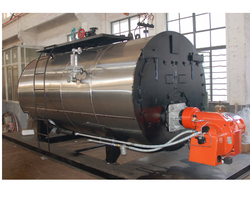 FO Oil Fired Steam Boiler