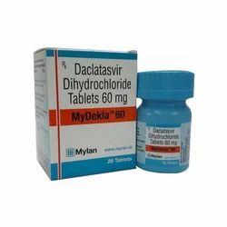 MyDakla 60 mg Tablets