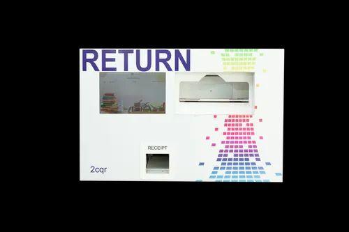 RFID Book Drop Box