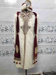 Luxury Men Sherwani for wedding, Parties etc.