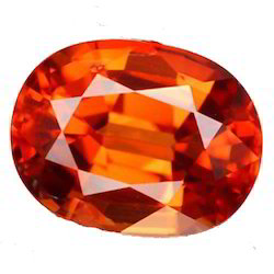 Hessonite Garnet Stone
