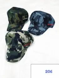 Military Fashionable Embroidery Baseball Caps And Hats, Code 206