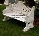 Garden stone sofa set