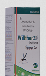 Willther 20 Dry Syrup