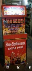 Multi Flavor Soda Dispenser Machine