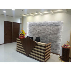 office reception table design. Office Reception Table At Rs 15000 /piece | East Kolkata Township ID: 15358000962 Design G