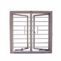 Welldoor Engineers Modern Steel Window, For Residential, Size/dimension: 3 X 3 Feet