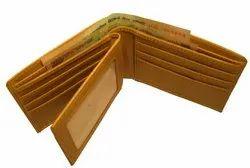 Leather Men''S Wallet