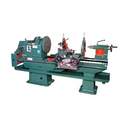 Semi Automatic Lathe Machine