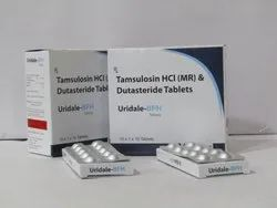 Uridale-Bph Tamsulosin Hcl 0.4(MR) Dutasteride 0.5 mg Tablets