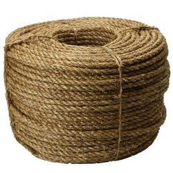 Brown Manila Jute Ropes