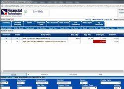 Net Dot Net Web Based Online Trading Platform Services