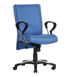 Blue Executive Chair ( The Paloma MB)