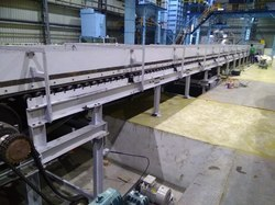 SECONDARY COOLING BELT CONVEYOR