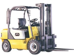 Godrej Fork Lift Parts