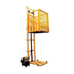 MS Single Mast Goods Lift