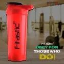 Premium Shaker For gym Red