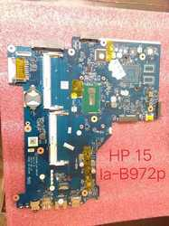 HP 15 La-B972p La-A992p Laptop Motherboard