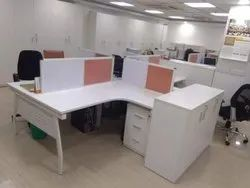 Dk Modulars Pre Lam Boad Office Furniture, For Used In Offices