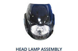 Bajaj Head Lamp Assembly