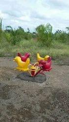 FRP Duck Rider (CodeP-14)
