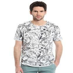 52c2a143bee8f Masculino Latino Men s Cotton Printed Half Sleeves T-Shirt